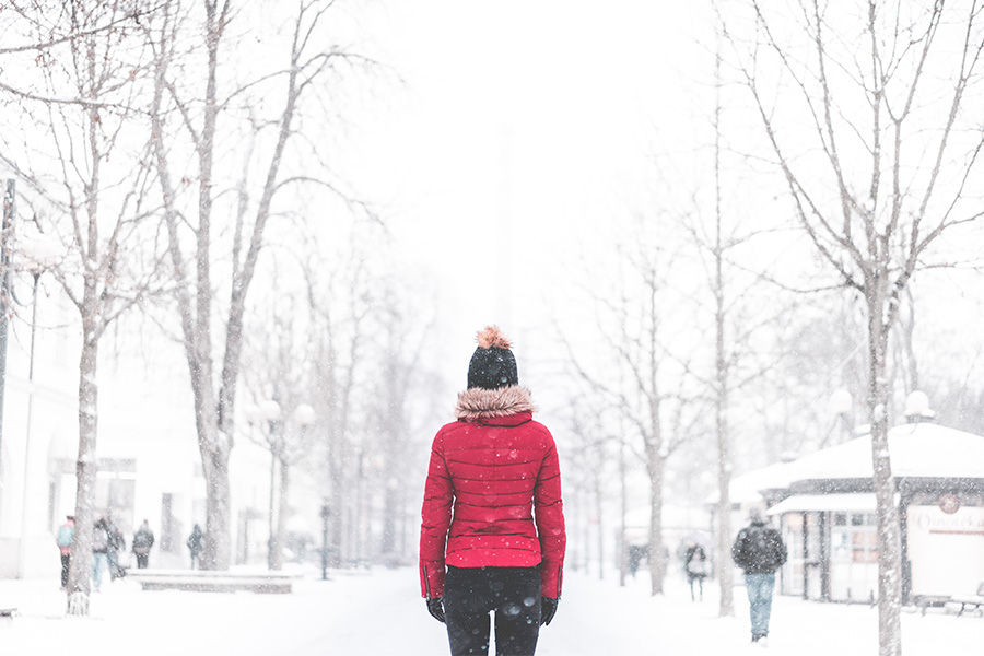 Winter Weary: For the Ones Who Are Tired of Life's Storms