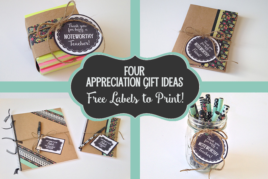 Noteworthy Gift Labels