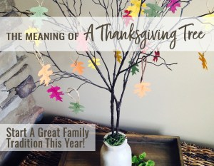Family Thanksgiving Traditions