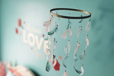 Boho Dreamcatcher Chandelier Craft Tutorial