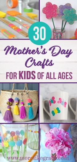 Kid Flower Crafts