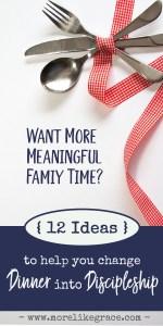 Faith Family Ideas