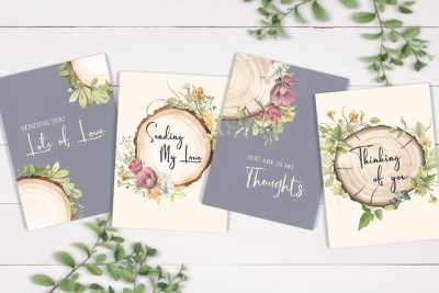 "Free Printable ""Thinking of You"" Cards"