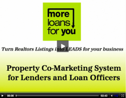 MoreLoans4U Mortgage Marketing | Marketing for Loan Officers