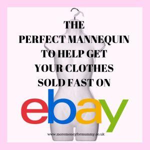ebay mannequin