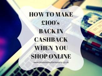 cashback,shopping online