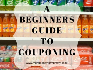 beginners guide to couponing