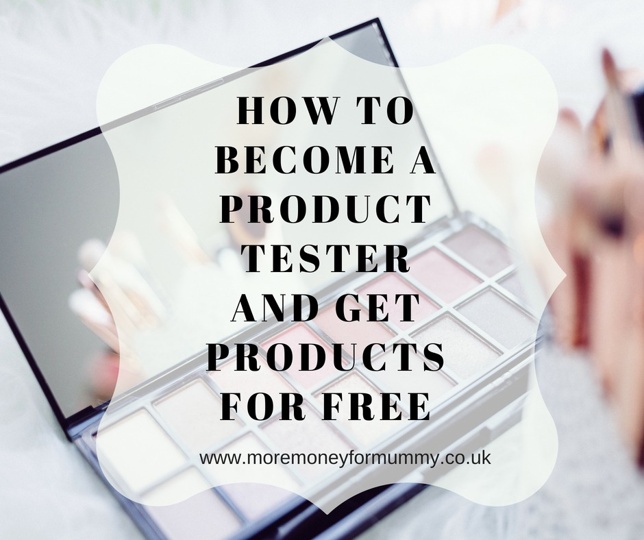 how to become a product tester