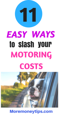 12 frugal ways to save on car expenses.