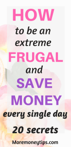 20 Clever Frugal Tips to Save Even More Money (Part 2)