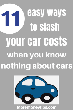 11 ways to cut your car costs