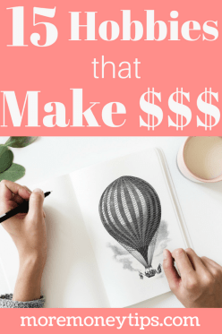 15 hobbies that make money