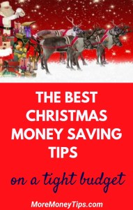 The Best Christmas Money Saving Tips on a tight budget