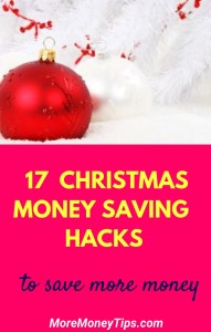 17 Christmas money saving hacks to save more money