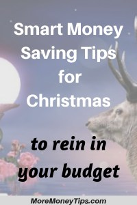 Smart Christmas Money Saving Tips