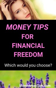 Money Tips for Financial Freedom