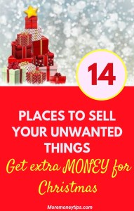 14 places to sell your unwanted things-get extra money for Christmas