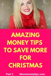 Amazing Money Tips To Save More For Christmas