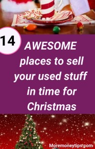 14 Awesome places to sell your used stuff in time for Christmas