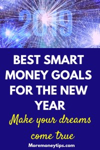 Best Smart Money Goals For the New Year