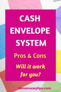 Cash Envelope System. will it work for you?