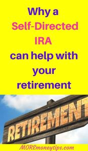 Why a Self-Directed IRA can help with your retirement.