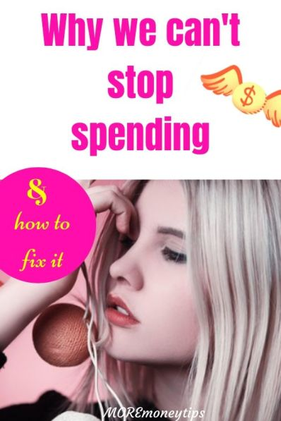 Why we can't stop spending and how to fix it.