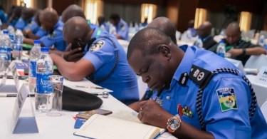 Meet Senior Police Officers Rescued From Kidnappers Den In Kano