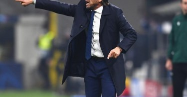 Conte Reacts To Inter Milan Defeat Against Real Madrid