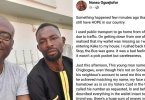 Man rejects N10k reward after returning missing wallet with huge amount of money in it