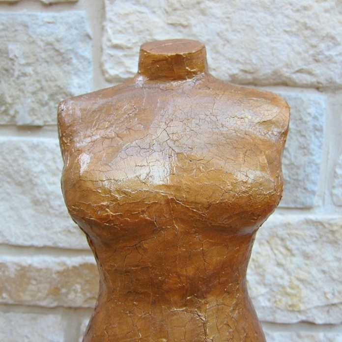 Faux-Sculpture-Bust-DIY