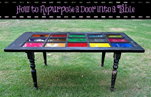 Repurposed-Door