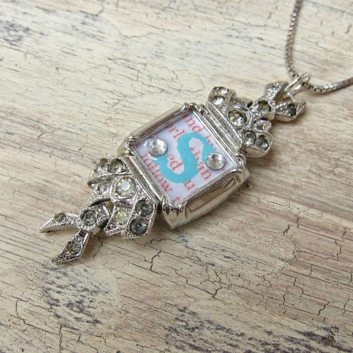 Pendant-made-from-Watch