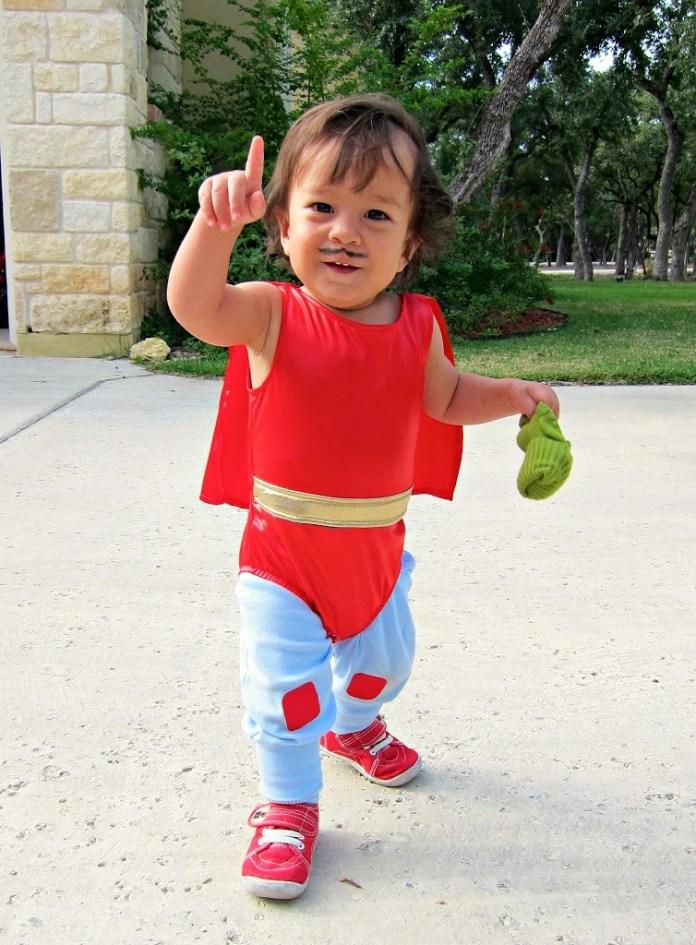 Nacho Libre costume DIY