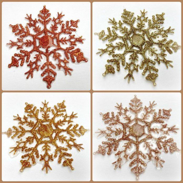 snowflake-coasters-on-ice