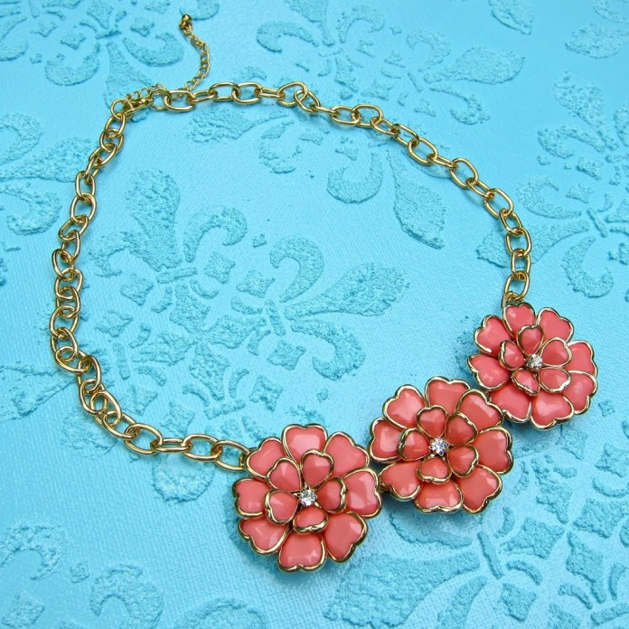Necklace-Flowers