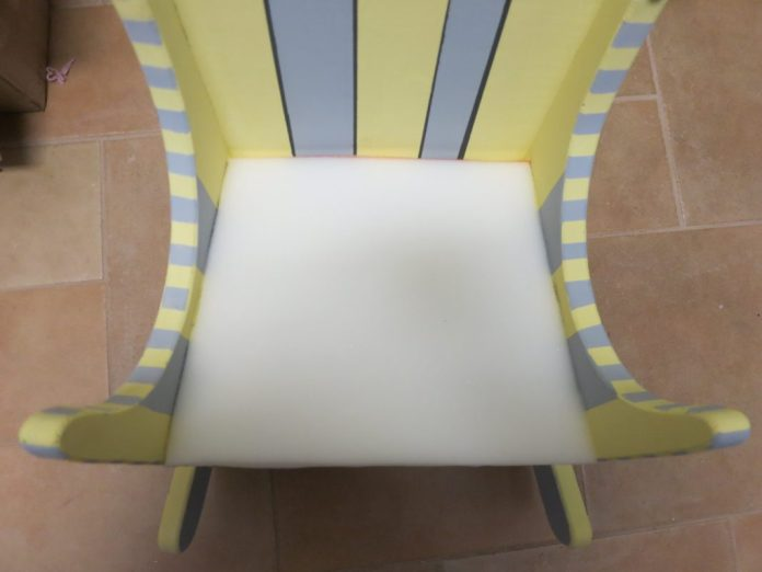 cushion for rocker