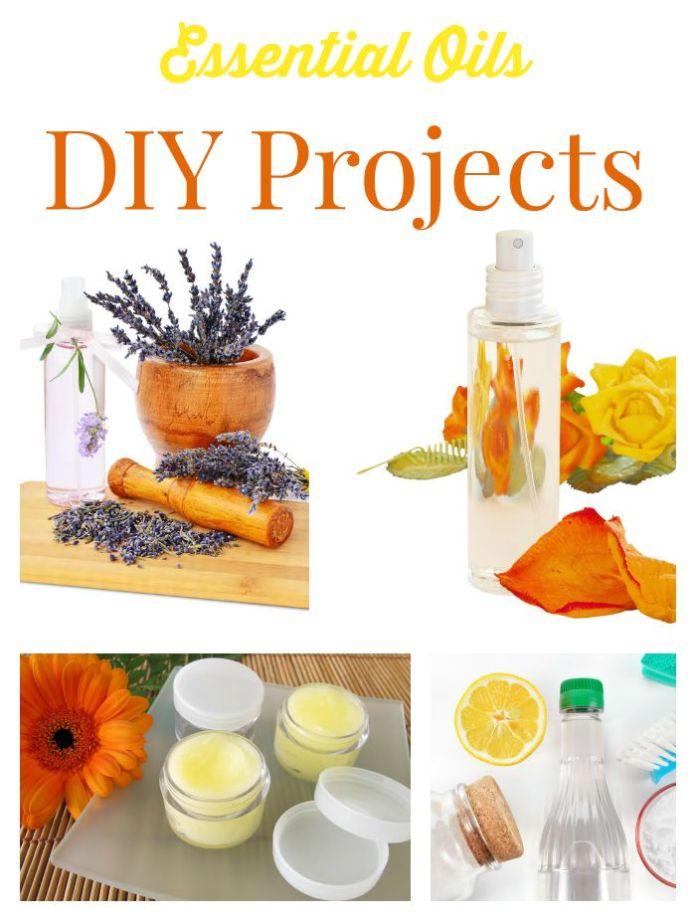 Essential Oils DIYs
