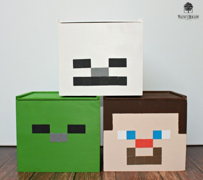Minecraft Boxes
