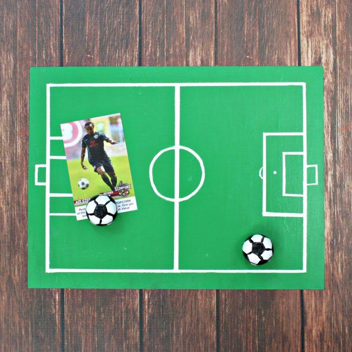 soccer magnet board