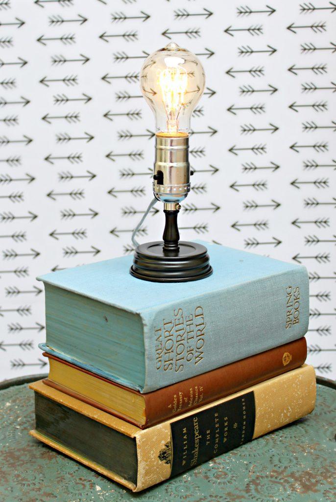 book lamp 2