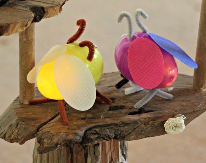 craft fireflies