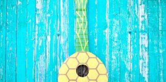Pineapple Ukulele DIY