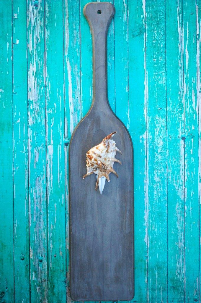 Wood oar diy