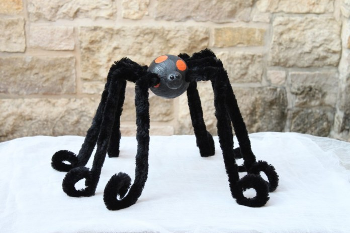 DIY big spider