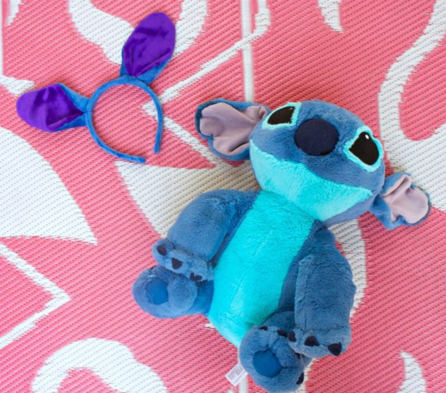 Make Stitch ears for a costume or cosplay.  You could easily adapt this tutorial to make cat ears, bunny ears, or any other animal ears headband you like.