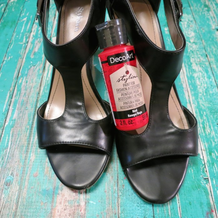 patent leather paint
