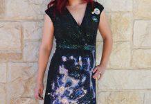Galaxy Dress Tutorial