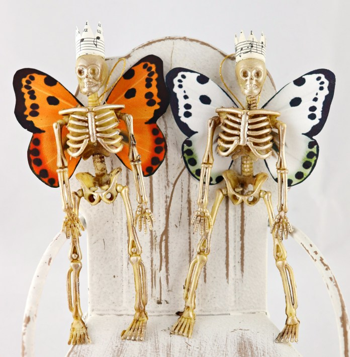 skeleton fairies
