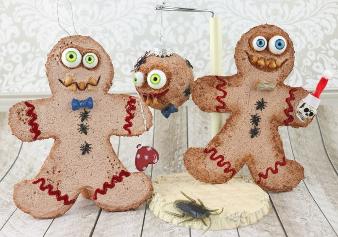 How to make gingerdead men